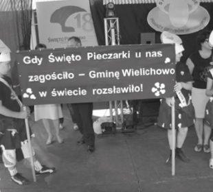 Święto Pieczarki w Wielichowie, fot. Jan Grześ