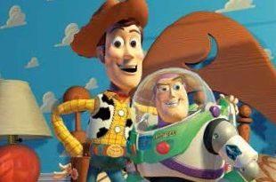 """Toy Story"", reż. John Lasseter"
